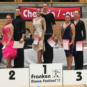 Franken Dance 2017 Hgr.II A-Lat.