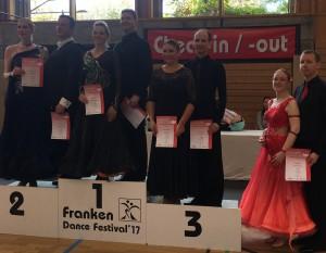 Franken Dance 2017 Sen.I C-Std.