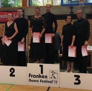 Franken Dance 2017 Sen.I D-Std.