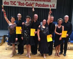 Rot-Gold Potsdam 2017 Sen.II C-Lat.